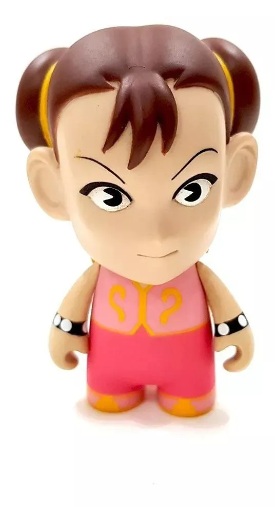 Chun Li Street Fighter Kidrobot Original Capcom Funko