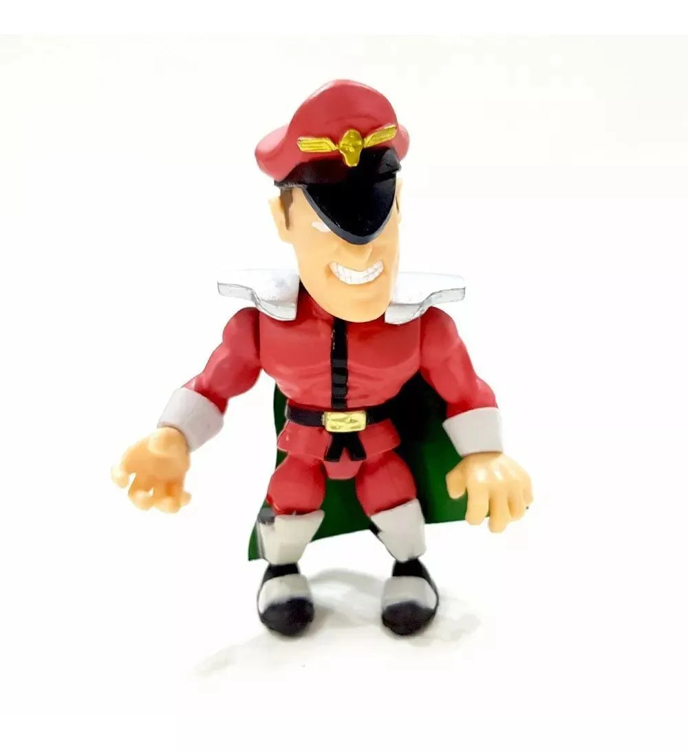 M. Bison Street Fighter Loyal Subjects Original Capcom