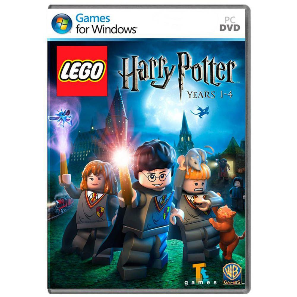 Jogo Lego Harry Potter Pc