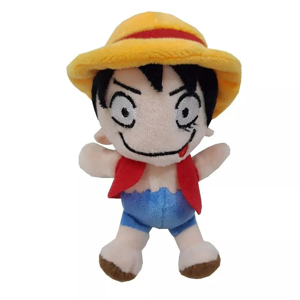 Pelúcia Luffy One Pìece Manga Anime
