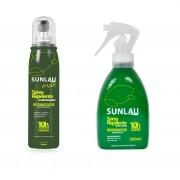 Kit Repelente Max Spray + Repelente Para Roupas Com Icardina 10 H Proteção Sunlau