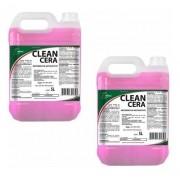 Kit 2 Clean Cera - Detergente Automotivo Henlau 5 Litros