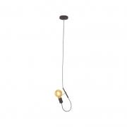 Pendente Industrial Retrô Flex bronze 1 Lâmpada E27 Bivolt Blumenau 882662-29