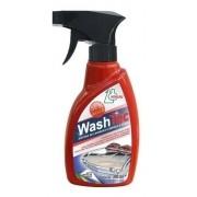 Washtec Shampoo automotivo de lavagem a seco 300 ml - Limpa e encera - Henlau