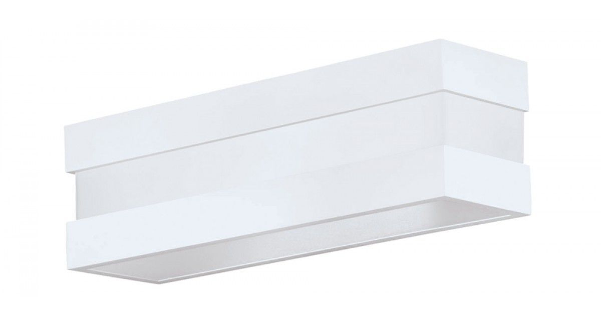 Luminária Arandela New Quadrus 1X E27 CFL 25W 270 X 97 X 105 mm 11786