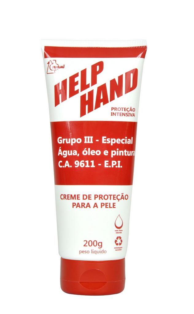 Creme de proteção Help Hand G3 CA 9611 200g Henlau