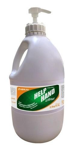 Help Hand Citrus Limpa Mãos Galão Henlau