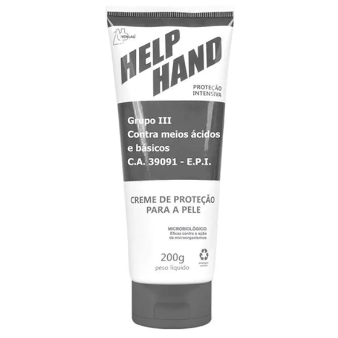 Help Hand extreme creme hidratante de proteção contra o COVID-19 200g