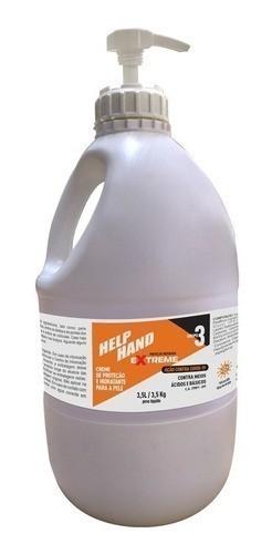 Help Hand extreme creme hidratante de proteção contra o COVID-19 3,5kg