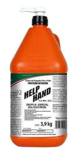 Help Hand Limpa mãos G3 3,5kg Henlau CA: 9611