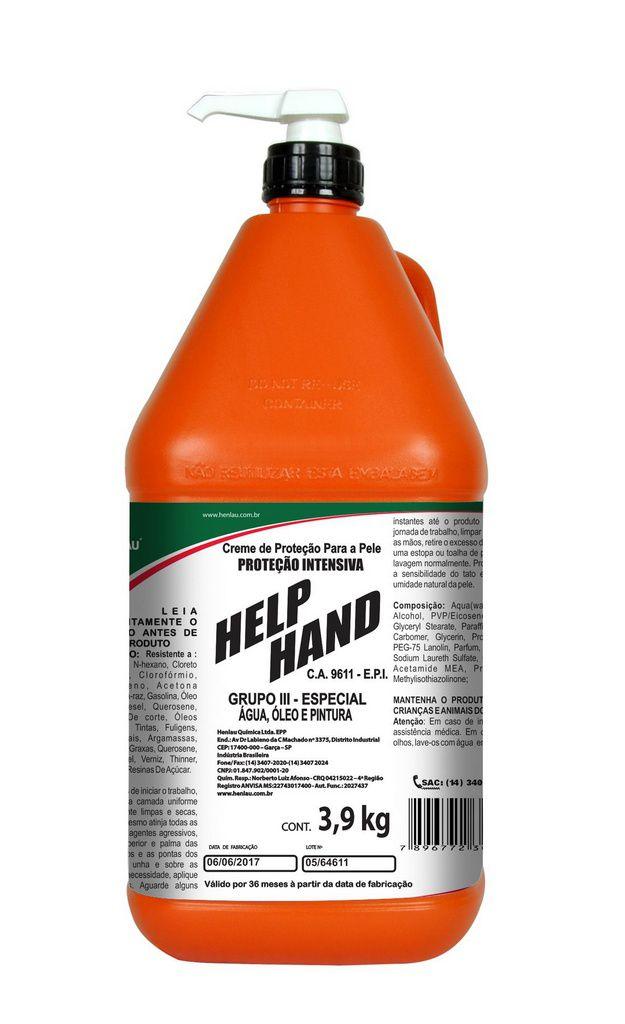 Help Hand Limpa mãos G3 3,9kg Henlau CA: 9611