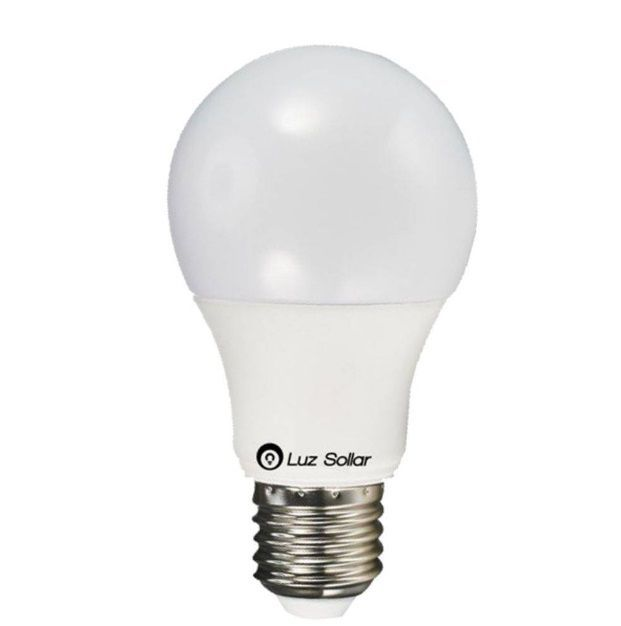 Lâmpada Led Bulbo Superled A65 15W 3000K Luz Sollar