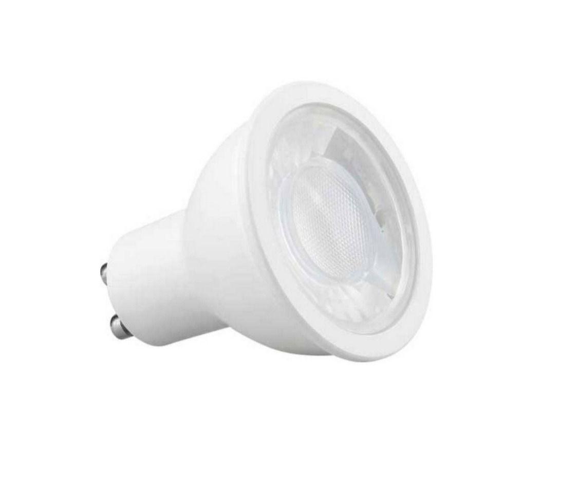 Lâmpada dicróica LED 4,8w GU10 6500k Branco frio