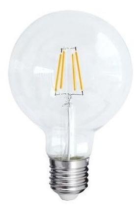 Lâmpada Filamento Led Balloon G95 2700K 4W Evoled