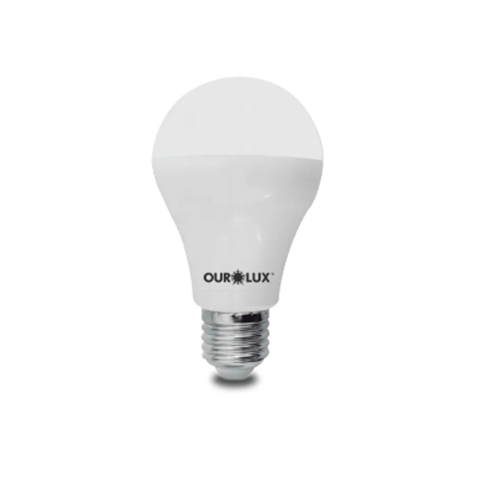 Lâmpada Led Bulbo Superled E27 12W 3000K