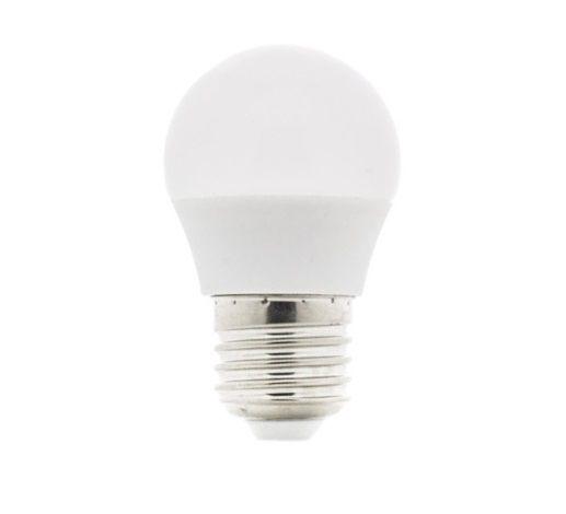 Lâmpada Led Superled Alta Potência G45 5W 3000K Luz Sollar