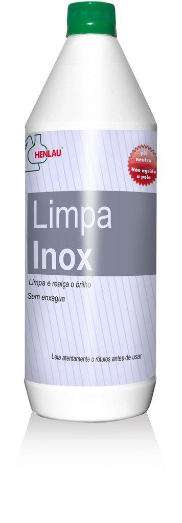 LIMPA INOX 1L - HENLAU