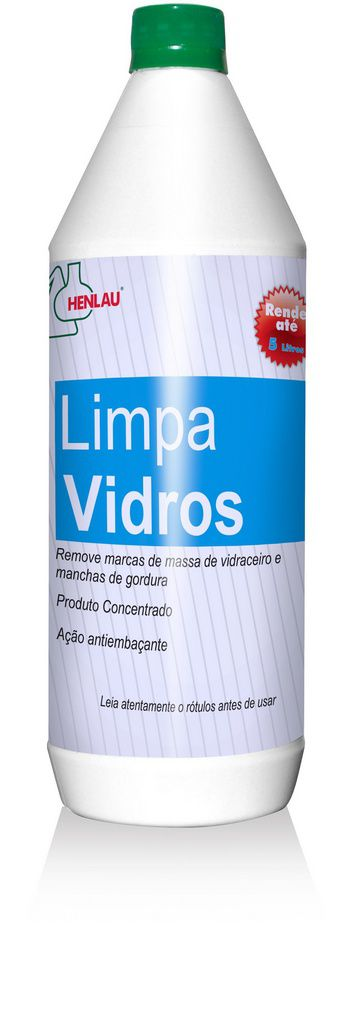 LIMPA VIDROS 1L - HENLAU