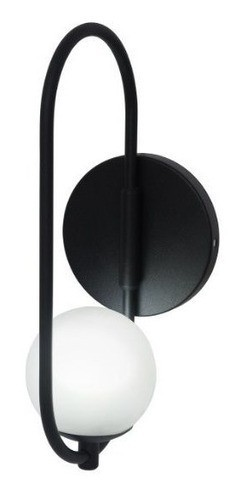 Luminária Arandela Globo 35X12X16cm 1x lamp G9