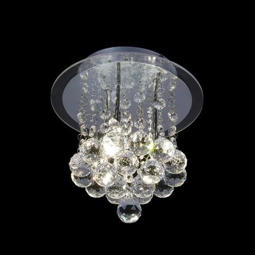 Lustre plafon em cristal K9 Mantra 25 cm