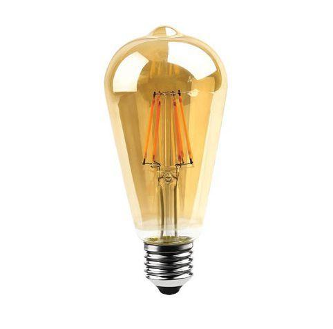Lâmpada de Led Pera Vintage ST64 filamento 4w