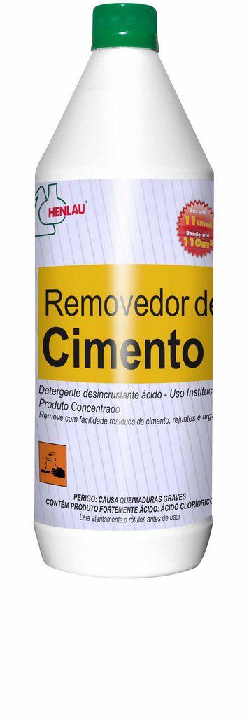 Removedor de cimento Henlau - 1L