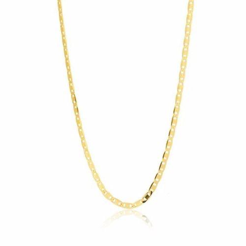 Corrente Cordão Masculina Piastrine 70cm Em Ouro 18k 750