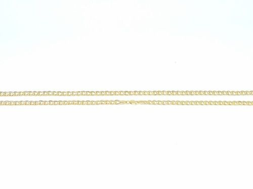 Pulseira Ouro 18k 750 Masculina Grumet