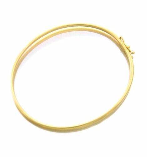 Pulseira Bracelete Feminino Em Ouro 18k 750
