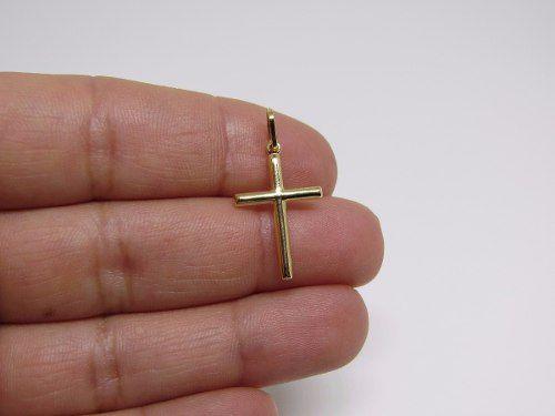 Cordão Corrente Masculina Piastrine 70cm Pingente Cruz Crucifixo Ouro 18k