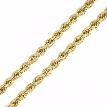 Pulseira Cordão Baiano Ouro 18K 750