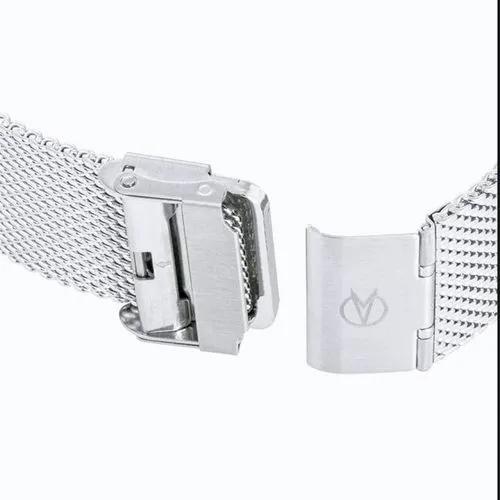 Relógio Champion Feminino Digital Prata Quadrado CH40080T