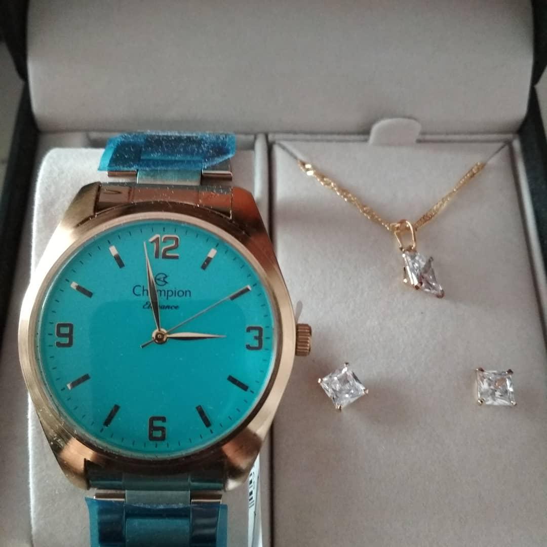 Relógio Feminino Champion CN26046Y