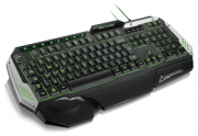 Teclado Gamer Metal War Multilaser - TC189
