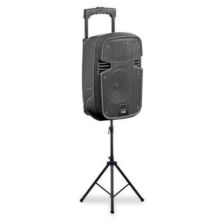Caixa de som Multifuncional Ativo Amplificadora 100W RMS Mul