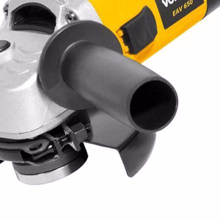 Esmerilhadeira Angular 4.1/2 650 Watts Eav650 110v Vonder