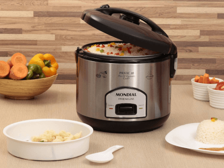 Panela Elétrica Pratic Rice & Vegetables Cooker 10 Premium 1