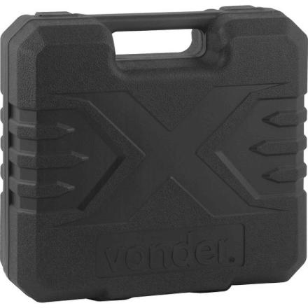 Parafusadeira/furadeira A Bateria 12v Pfv012 C/ Kit Vonder