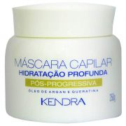Máscara Capilar Hidratação Profunda Pós-Progressiva