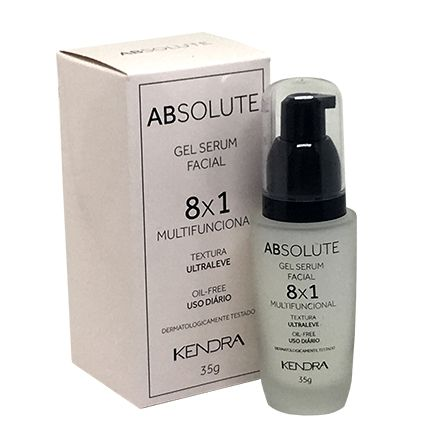 Absolute Gel Serum Facial 8x1 Multifuncional