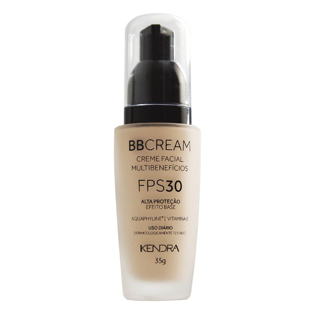 BBCream Creme Facial Multibenefícios
