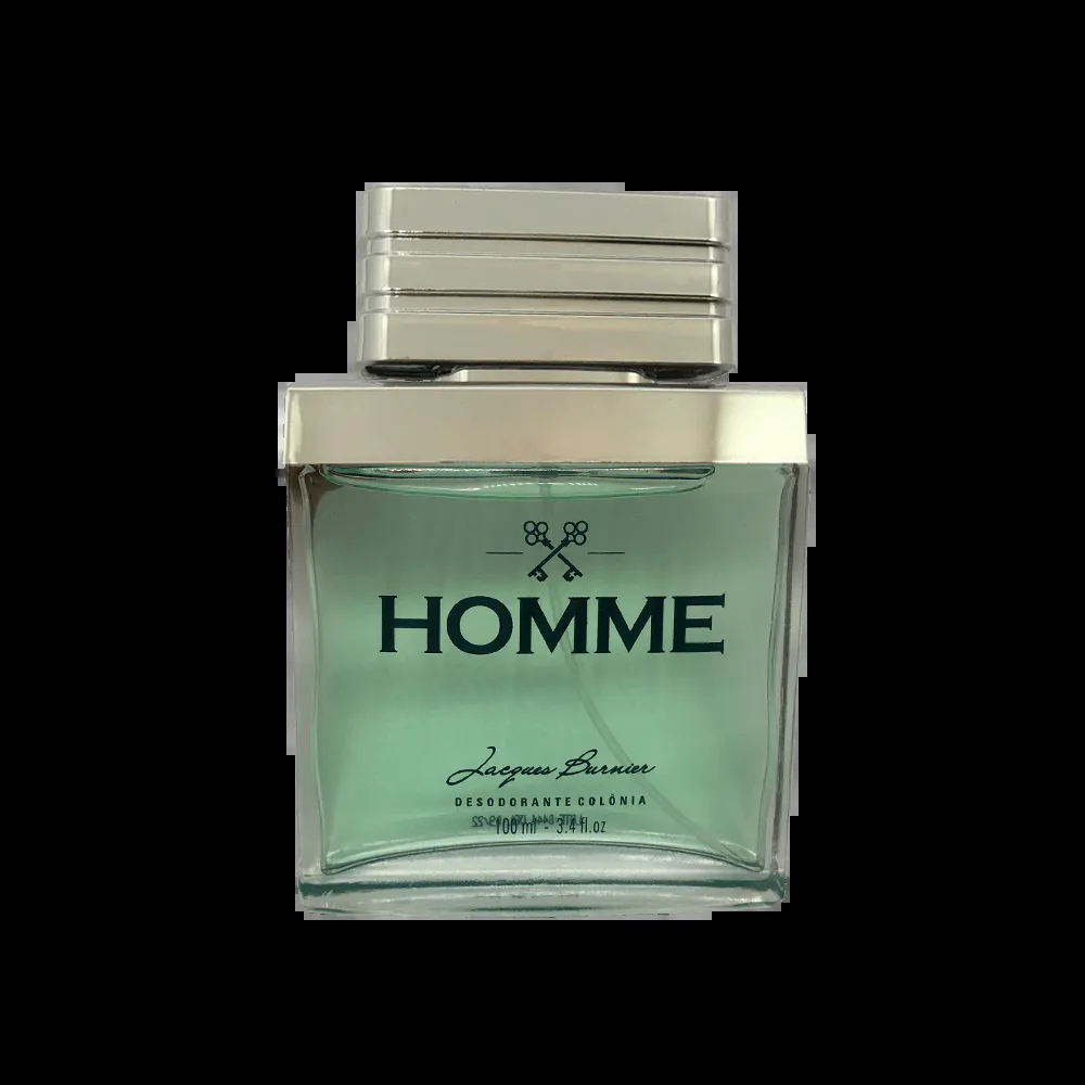 Deo Colônia Homme 100ml Jacques Burnier