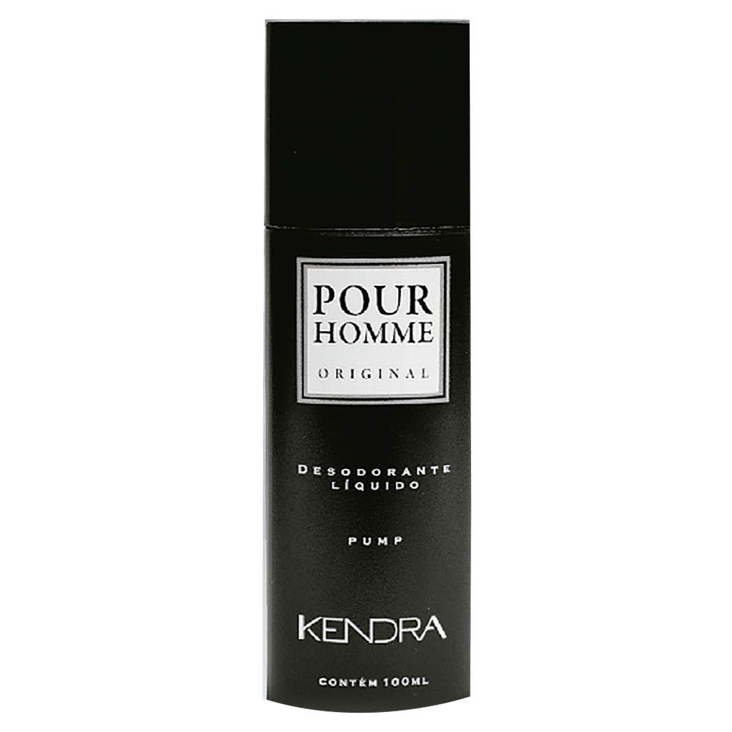 Desodorante Líquido Pour Homme