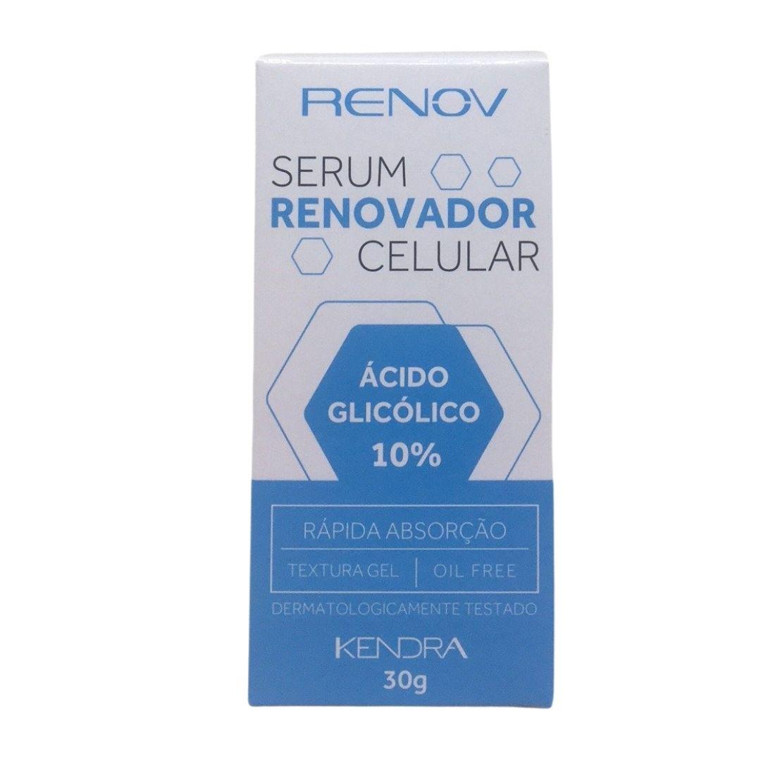 Renov Serum Renovador Celular Kendra 30g 2 unidades
