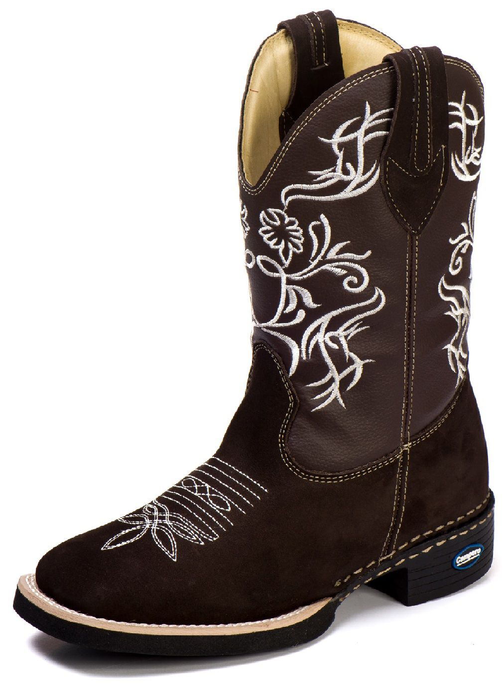 6950cd5672 BOTA TEXANA CANO LONGO MASCULINA - Shop Do Calçado