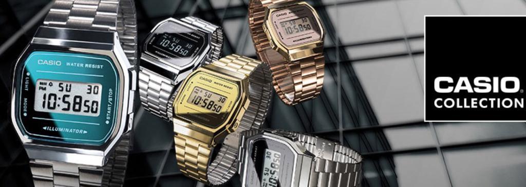 43b47faa892 RELÓGIO CASIO VINTAGE A159WA-N1 - Digi Quartz - venda de relógios ...