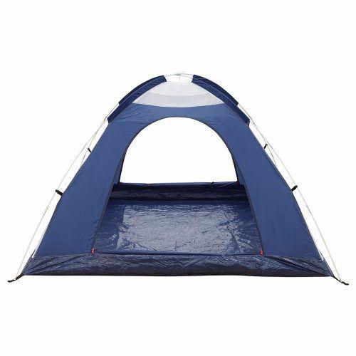 Barraca Iglu Camping com Sobre teto Completo Dome 4 Pessoas