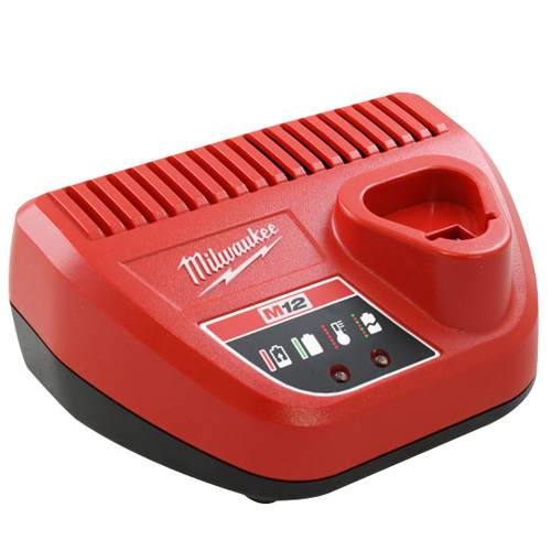 Carregador De Bateria 12v 110v - Milwaukee