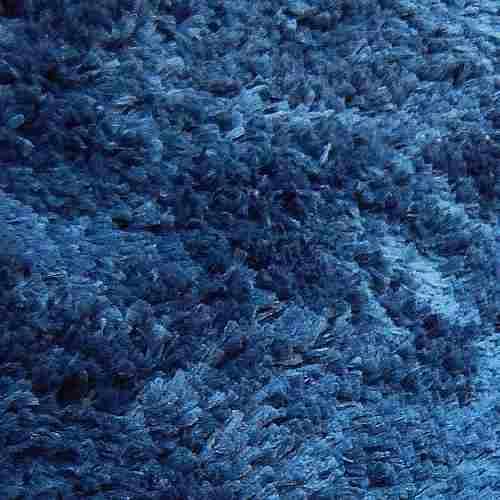 Tapete Sala Redondo 150m Classic Azul jeans
