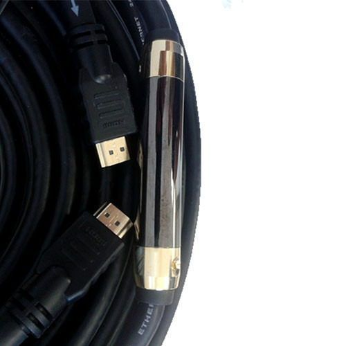 15 Cabos Hdmi 30 metros 2.0 4k Ethernet Ultra Hd 3d Booster